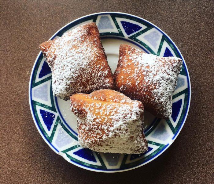 Double Duty Dough! Beignets (or Cinnamon Rolls)