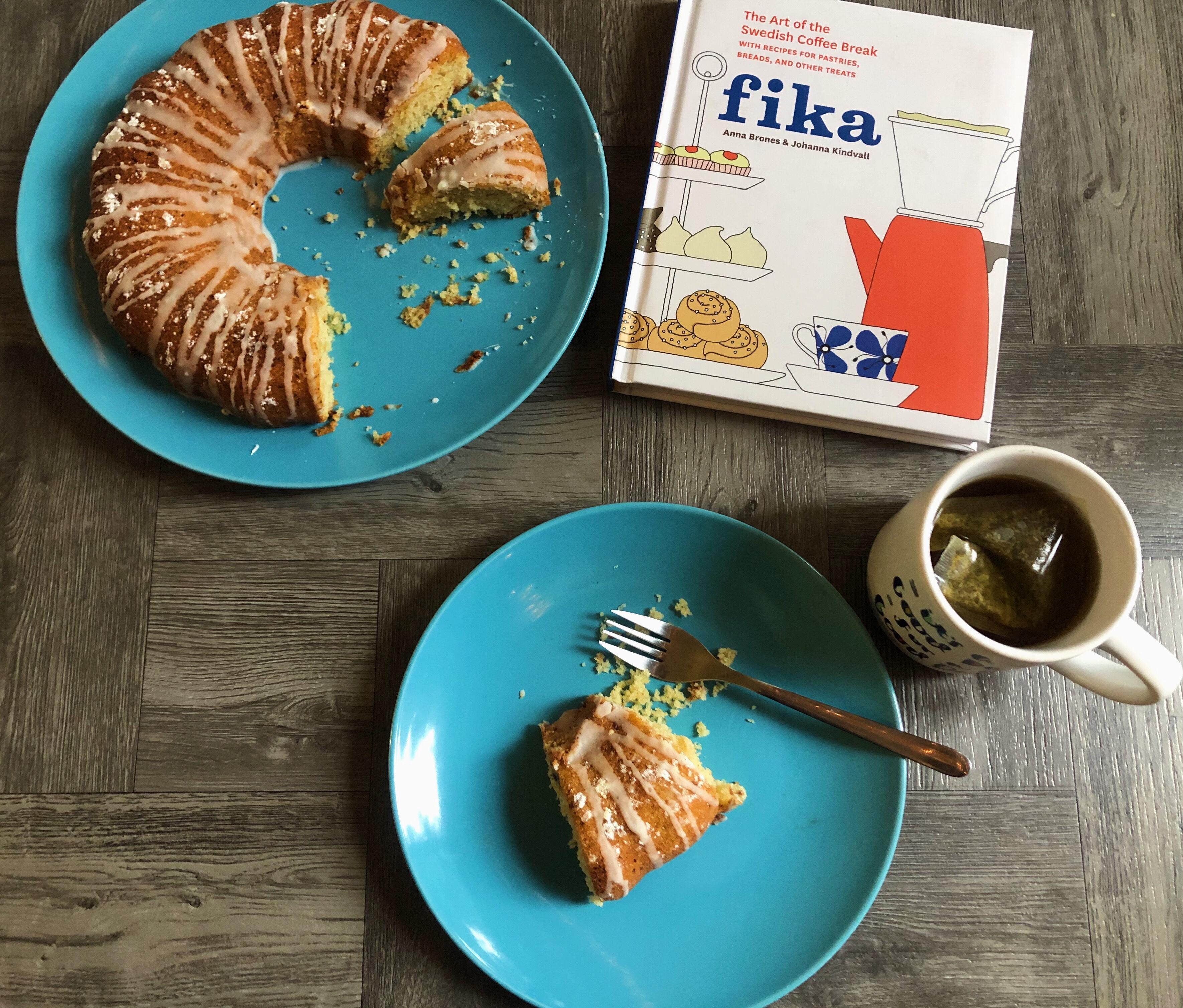 Kardemummakaka (Cardamom Bundt Cake)